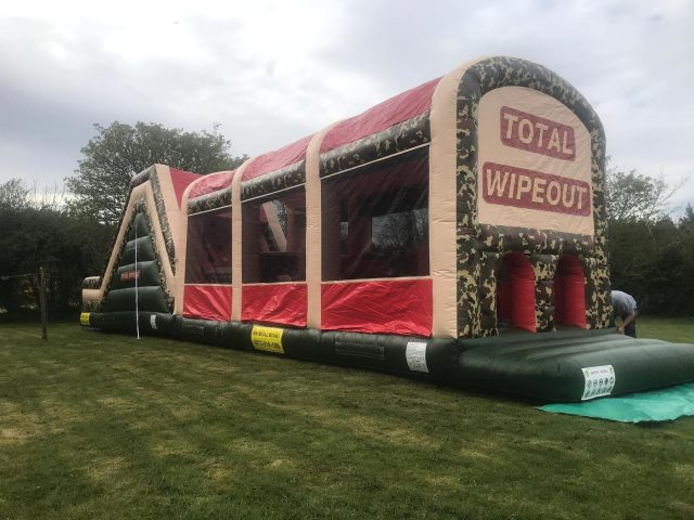 New Total Wipeout Course 60 Foot