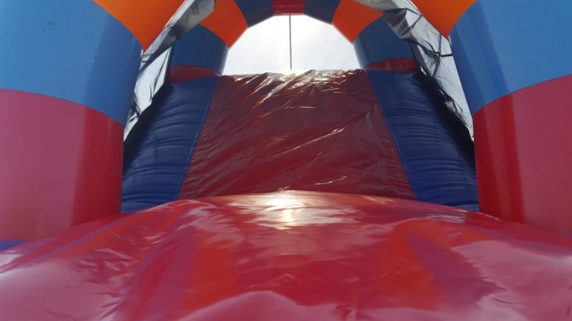 The Rainbow Donegal Bouncy Castle Hire