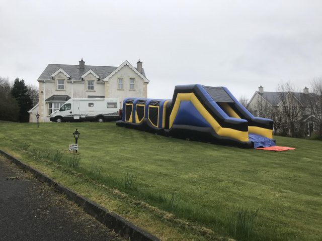 Large Energy Obstacle Course 42 Foot