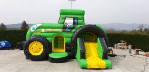 John Deere The Bouncy Castle Company Donegal