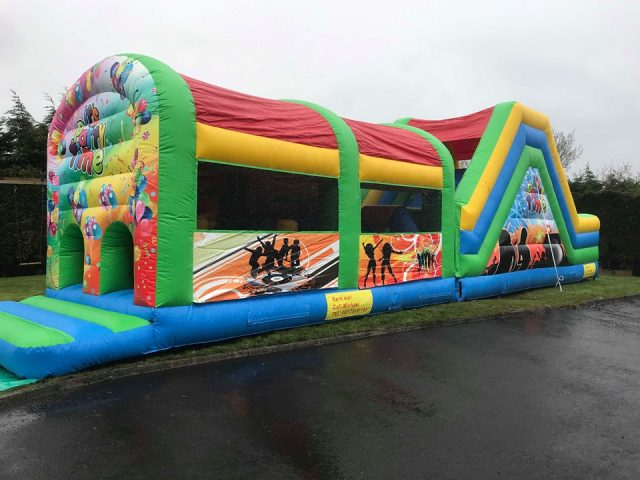 The NEW Party Course 50 Foot