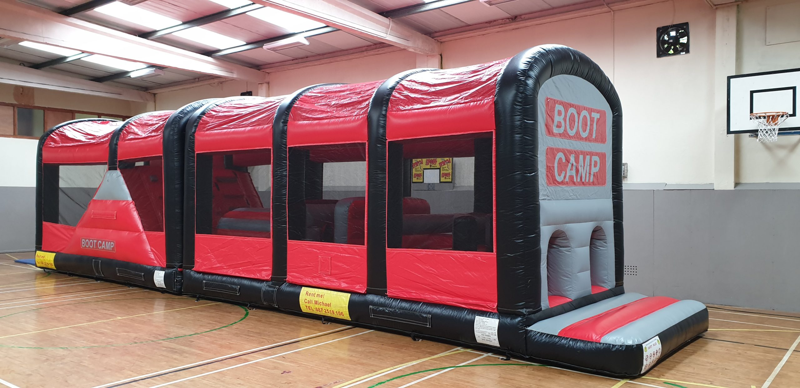 The Boot Camp Donegal Bouncy Castles (9)